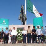 CONMEMORA AYUNTAMIENTO 89 ANIVERSARIO LUCTUOSO DEL GENERAL ÁLVARO OBREGÓN