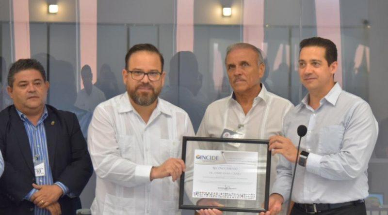 Secretario de Seguridad convoca a integrantes de INCIDE A. C. a unir esfuerzos en prevención