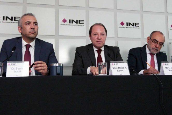 Pedirá el INE 12 mil 49 mdp de presupuesto para 2020