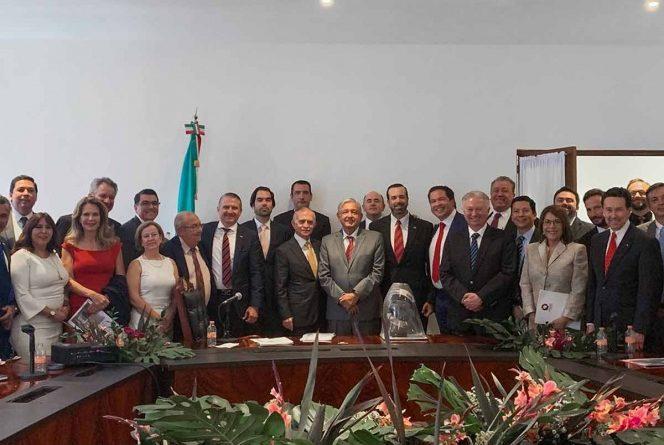 López Obrador se reúne con empresarios de Chihuahua
