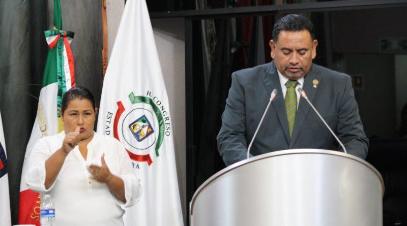Pide diputado Navarrete Aguirre, aumentar condena del delito de feminicidio en Sonora