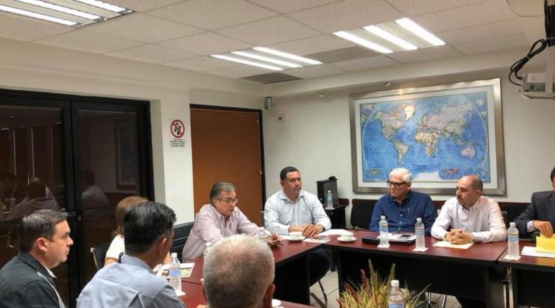 Unifica fuerzas diputado Navarrete Aguirre para mejorar la actividad minera en Sonora