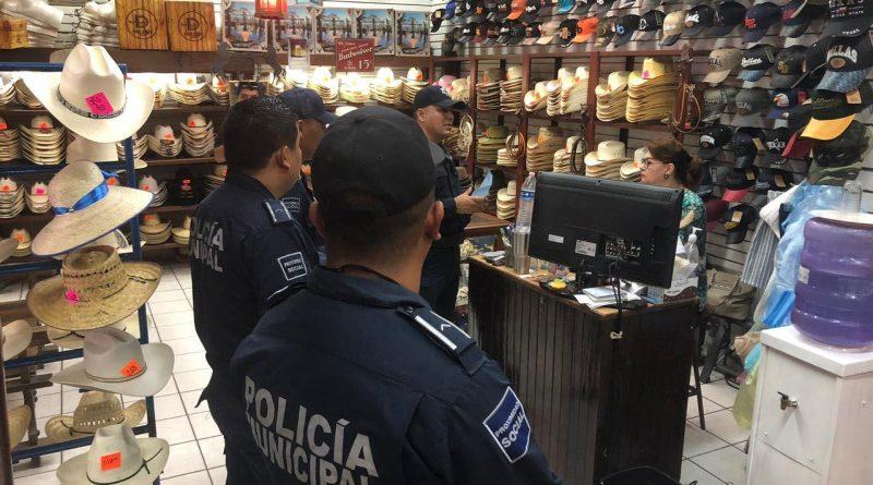 LOGRA POLICÍA MUNICIPAL LA DETENCIÓN DE 18 PERSONAS INVOLUCRADAS EN ROBOS A COMERCIOS