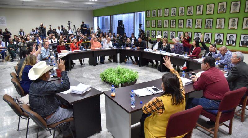 APRUEBA CABILDO ENVIAR ESTADOS FINANCIEROS DEL CUARTO TRIMESTRE 2019 AL CONGRESO DE SONORA