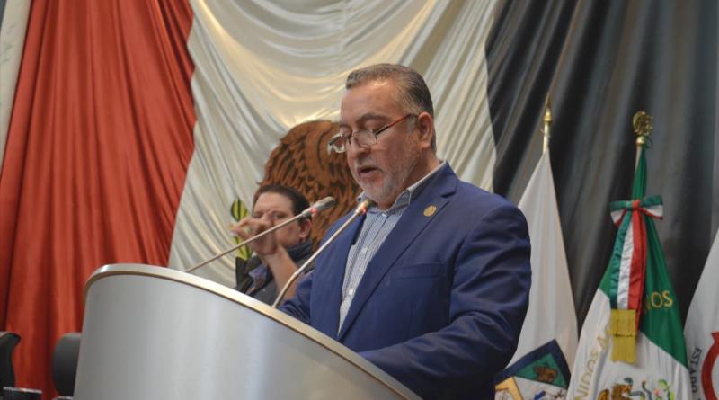 Propone diputado Montes Piña, que gobiernos salientes cumplan con sus compromisos de gobierno