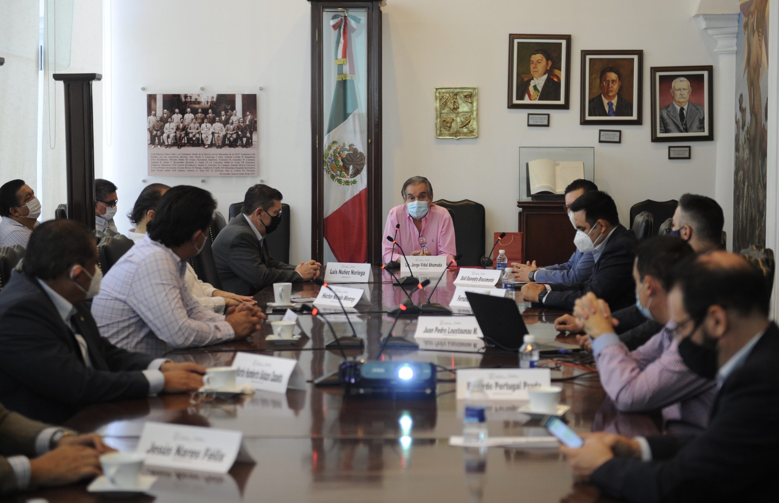 Logra gobierno de Sonora más apoyo a Mypimes: Jorge Vidal
