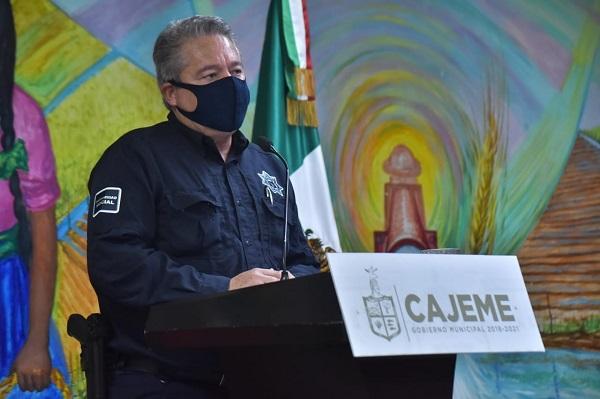 CANO CASTRO ESTA DE VACACIONES Y NO CON PERMISO: AFIRMA MARISCAL ALVARADO