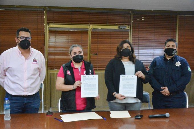FORTALECE ICM ATENCIÓN EN CASOS DE VIOLENCIA DE GÉNERO MEDIANTE CONVENIO CON RENDICHICAS