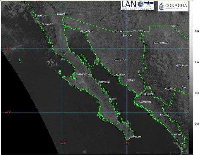 Llama CEPC a extremar precauciones ante frente frío No. 14 que pudiera afectar a Sonora
