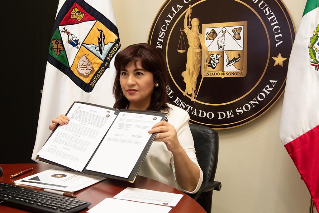 EXPONE LA FISCAL DE SONORA EL PROCEDIMIENTO ABREVIADO PARA OBTENER EN FORMA ANTICIPADA SENTENCIAS