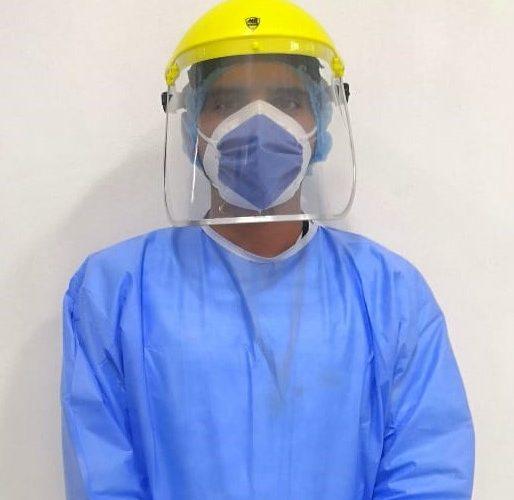 Es un orgullo ser enfermero y parte del Programa Anticipa: Omar Alcaraz Domínguez