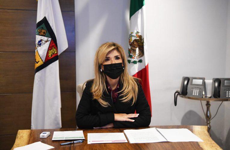 Celebra Gobernadora anuncio sobre próxima llegada a Sonora del primer lote de vacunas contra el COVID-19