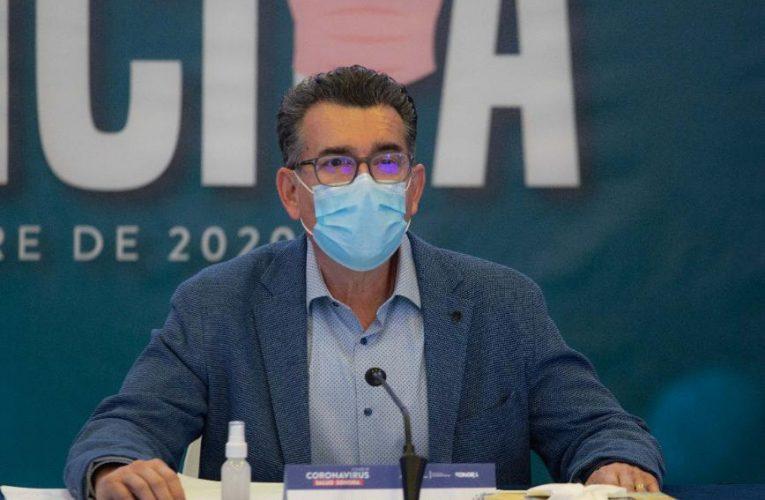 Llamado urgente a protegerse del COVID-19: Secretario de Salud