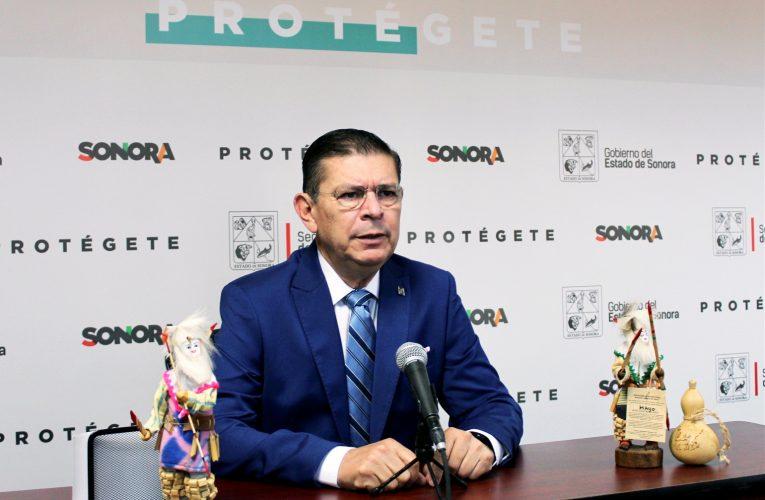 Inicia Sonora con buenas noticias en la ruta de reactivación económica: Núñez Noriega