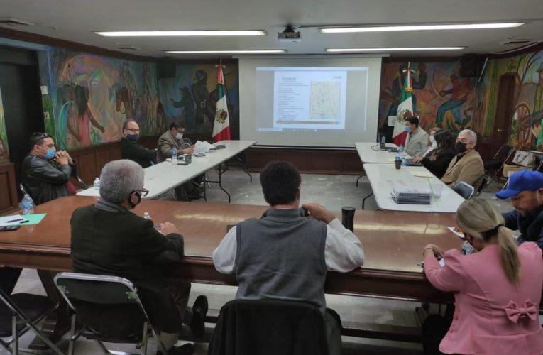 APRUEBAN REGIDORES EN COMISIÓN EL PROGRAMA DE DESARROLLO URBANO DE CIUDAD OBREGÓN, ESPERANZA, CÓCORIT Y PROVIDENCIA