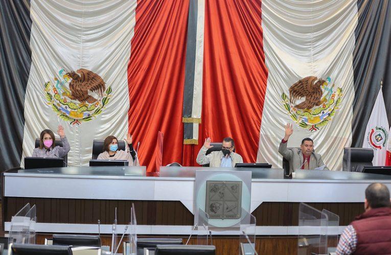 Celebra Diputación Permanente primera sesión ordinaria del año