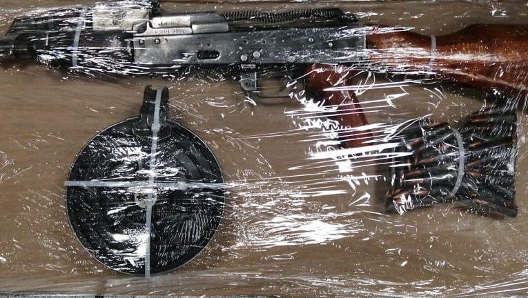 Desarticula Policía Estatal de Sonora a comando armado en Caborca