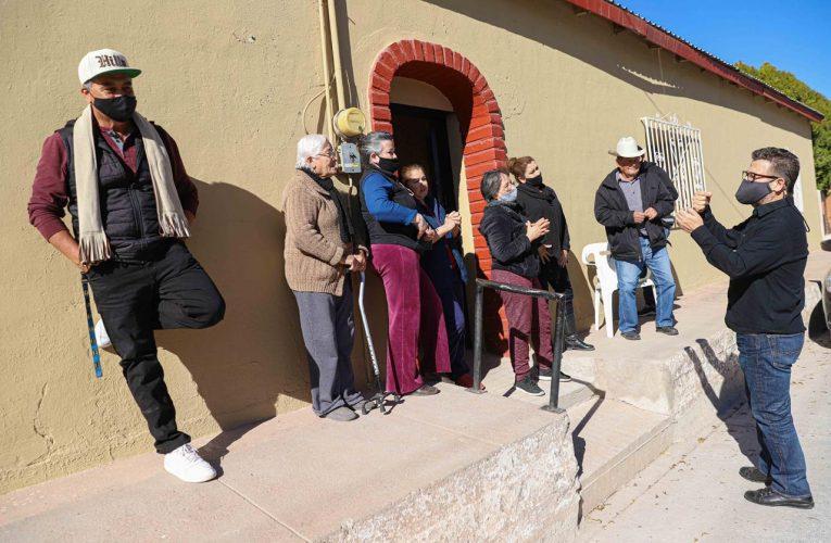 Segundo día de actividades de precampaña por la sierra de Sonora