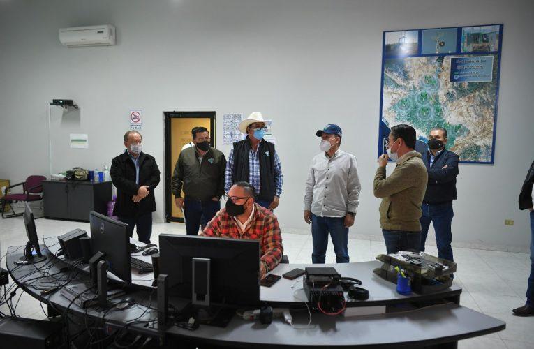 Alfonso Durazo ve al Valle del Yaqui como una plataforma para el renacimiento económico de Sonora