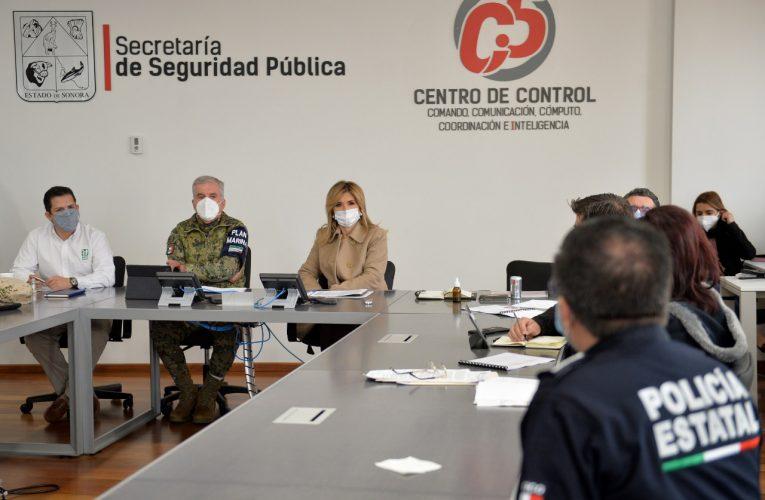Todo listo para iniciar esta semana en Sonora primera fase de vacunación contra COVID-19: Gobernadora