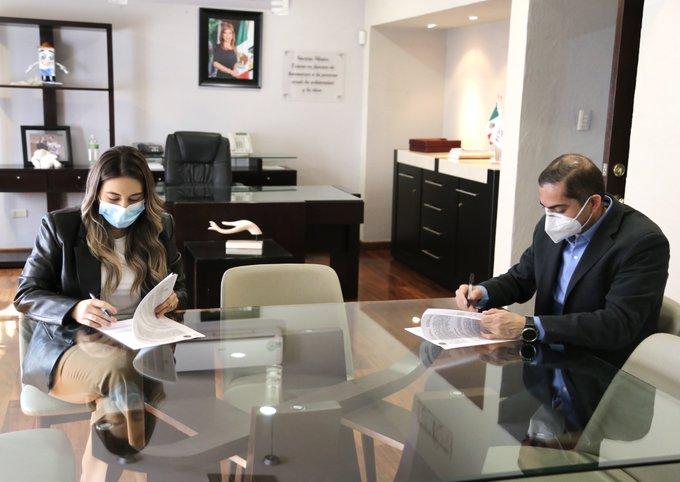 Se suma DIF Sonora a la lucha contra delitos electorales