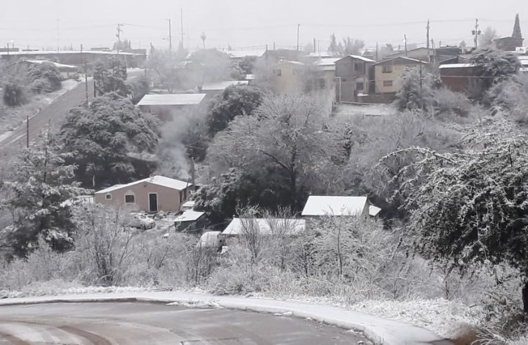 Se pronostica llegada a Sonora de Frente Frío 26