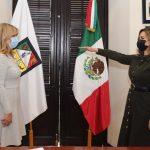 Otorga gobernadora nuevos nombramientos en su Gabinete