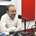 Empleos, salud y seguridad, entre las prioridades del nuevo gobierno estatal: Alfonso Durazo