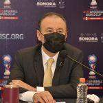 Será una prioridad el rescate de la infraestructura deportiva: gobernador Alfonso Durazo